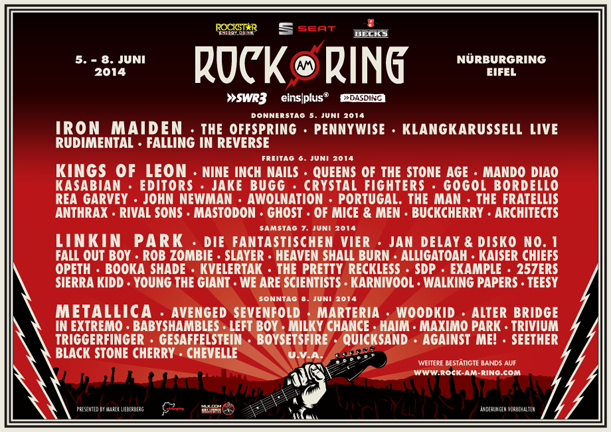 Rock am Ring Poster